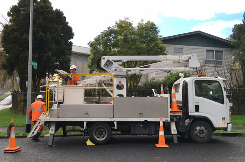 cherry picker training course sydney