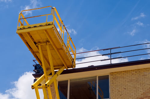 scissor lift training course sydney